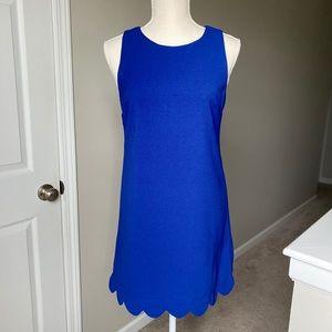Monteau Los Angeles |  Royal Blue Dress